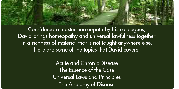 DVD homeopathy course